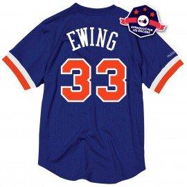 T-shirt Crewneck - Patrick Ewing - Mitchell & Ness