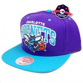 Snapback - Hornets - Mitchell & Ness