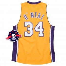 Jersey Swingman - Shaquille O'Neal - 34
