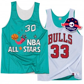 Jersey Réversible - All Star Pippen - 1996