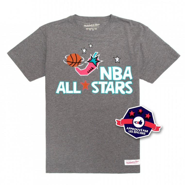 T-shirt - All Star 1996 - Mitchell and Ness
