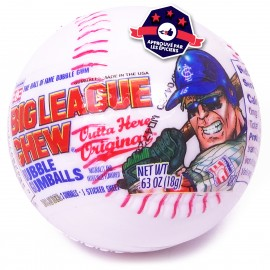 Chewing gum - Balle de Baseball - Big League Chew