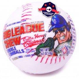 Chewing gum - Balle de Baseball - Big League Chew