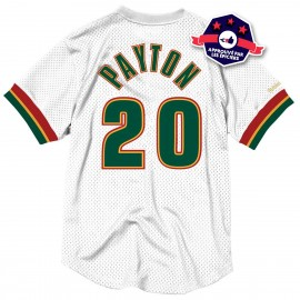 T-shirt Crewneck - Gary Payton - Mitchell and Ness