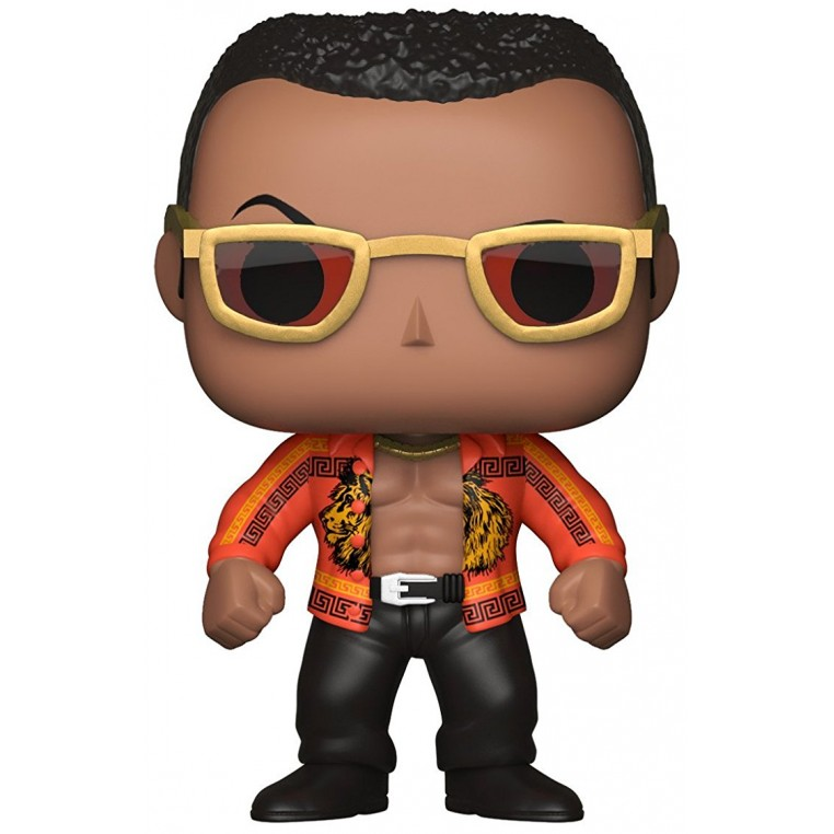 Funko - WWE - The Rock Old School - 46