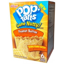 Pop Tarts Noisettes et Beurre de Cacahuète