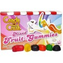 Candy Crush Mixed Fruit GummiesTheatre Box 3 OZ (85g) [12 Pack]