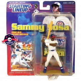 Figurine - Starting Lineup - Sammy Sosa - 1999