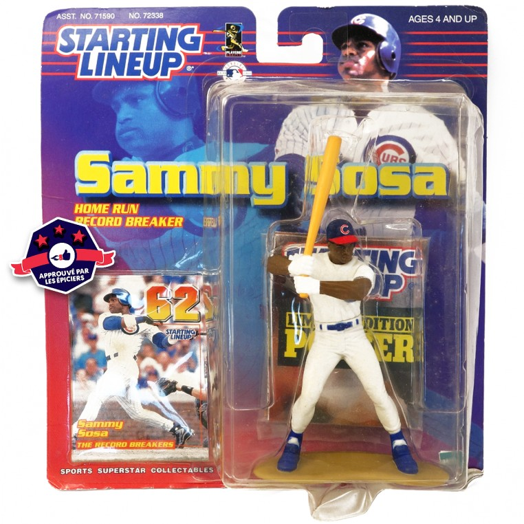 Figurine - Starting Lineup - Sammy Sosa - 1999