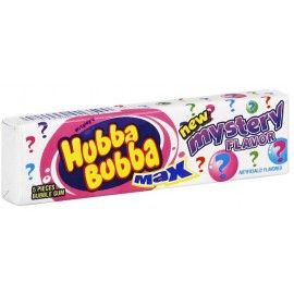 Chewing gums Hubba Bubba Max Mystery Flavour