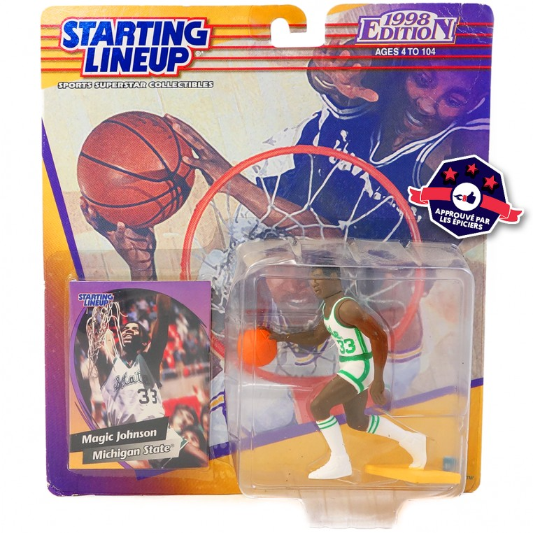 Magic Johnson - Starting Lineup - 1998