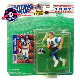 Starting Lineup - Kerry Collins - 1997