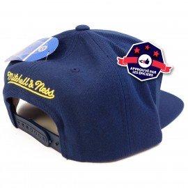 Snapback - Michigan Wolverines -Mitchell & Ness