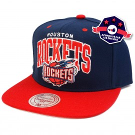 Snapback - Houston Rockets - Mitchell & Ness