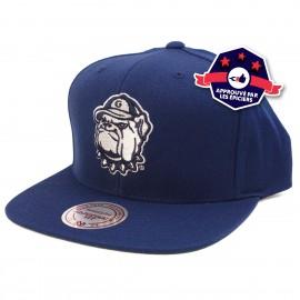 Snapback - Georgetown Hoyas - Mitchell & Ness