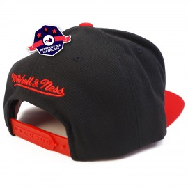 Snapback - Chicago Bulls - Mitchell & Ness