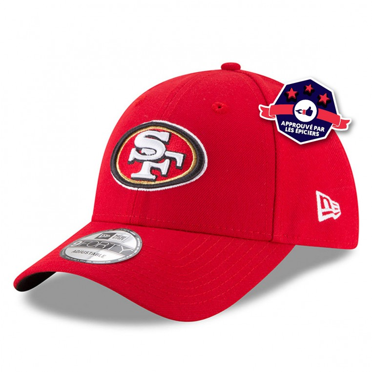 Casquette - San Francisco 49ers - 9Forty