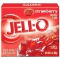 Jell-O à la fraise