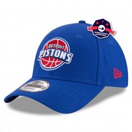 Casquette New Era - Detroit Pistons - 9Forty