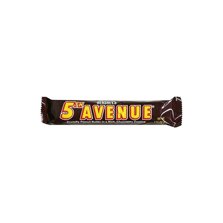 Hershey's 5th Avenue Bar 2 OZ (56g)