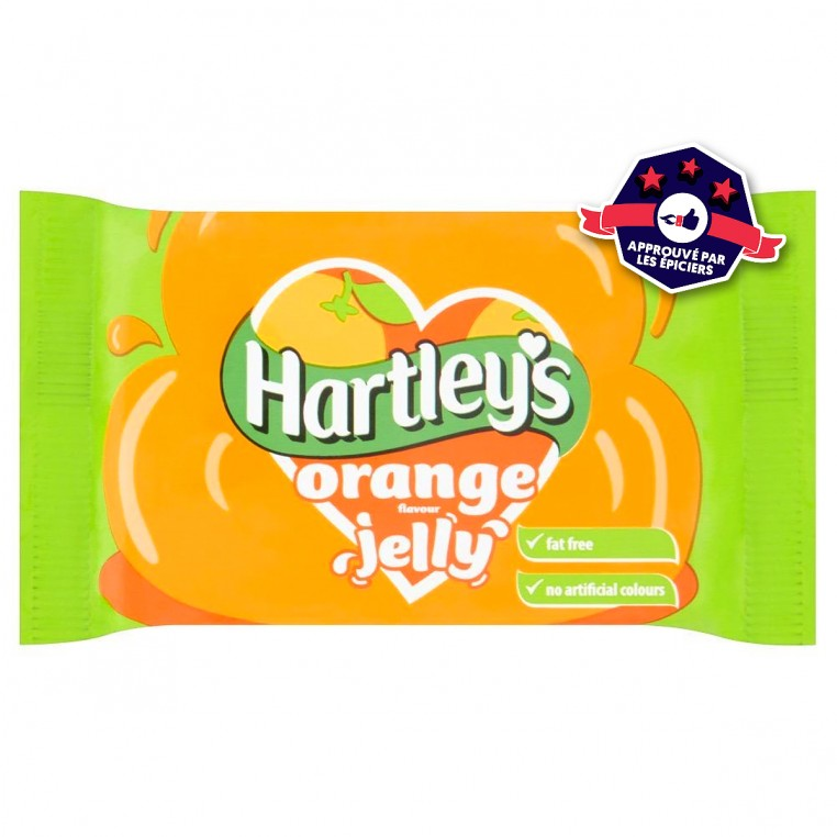 Jelly Orange - Hartley's - 135g