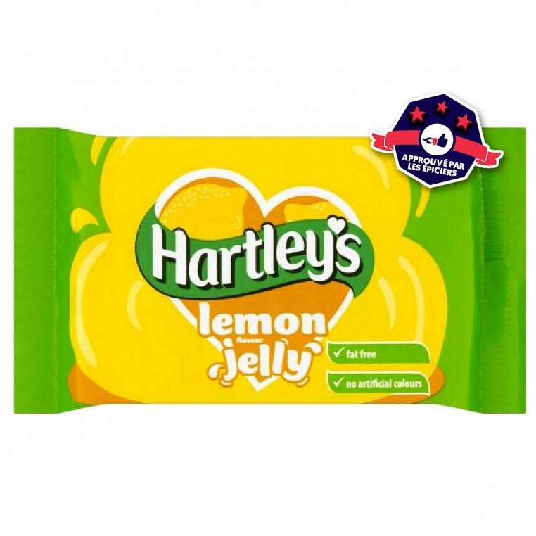 Gelée arôme citron - Hartley's - 135g