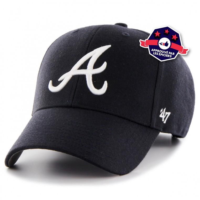 Casquette Baseball - Atlanta Braves - '47