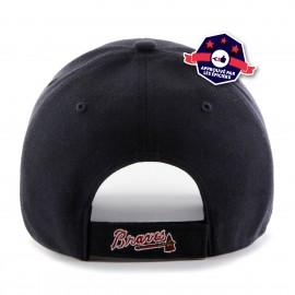 Casquette Baseball - Atlanta Braves - '47