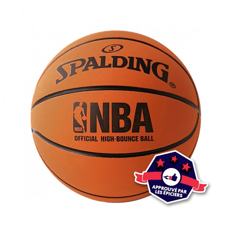 Balle rebondissante - NBA