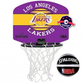 Mini Panier de basket - Lakers