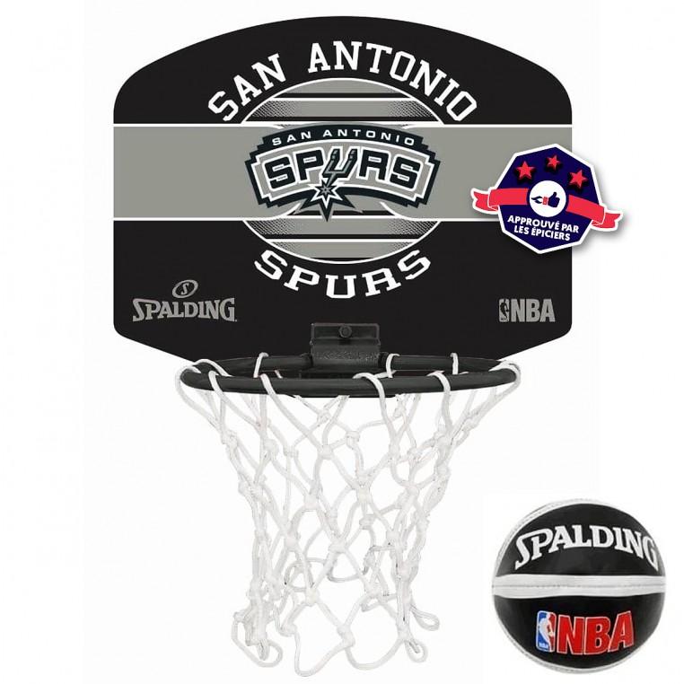 Mini Panier - Spurs - NBA