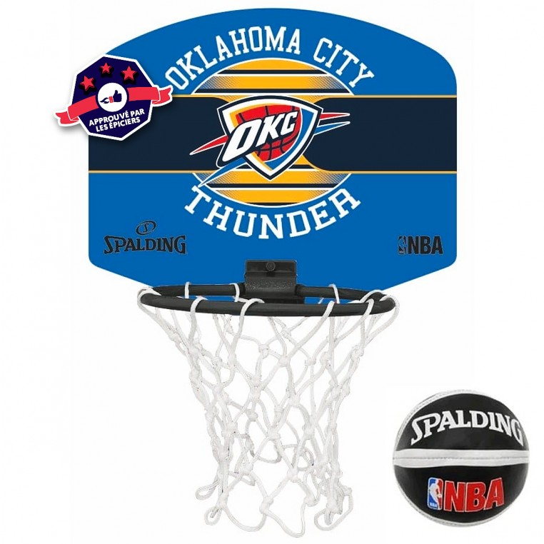 Mini Panier de basketball - Oklahoma City