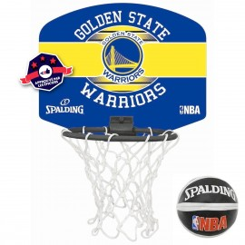Mini-Panier de basket - Golden State Warriors