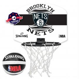 Mini Panier - Brooklyn Nets