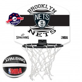 Mini Panier - Brooklyn Nets