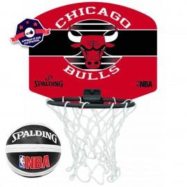 Panier Miniature - Chicago Bulls