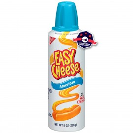 Fromage en bombe Easy Cheese - American