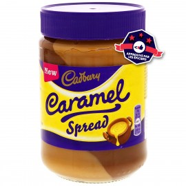Pâte à tartiner Cadbury - Caramel Chocolate