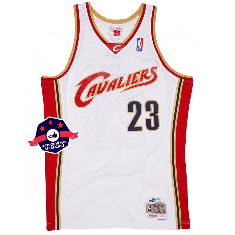 Maillot de Lebron James - Cleveland Cavaliers