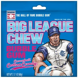 Chewing-gum - Barbe à Papa - Big League Chew