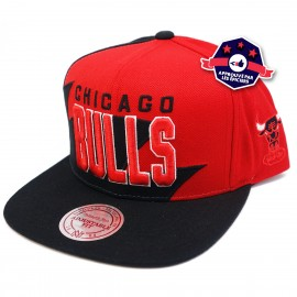 Snapback Chicago Bulls - Mitchell & Ness