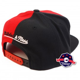 Casquette Chicago Bulls - Mitchell & Ness