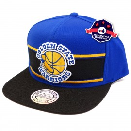 Casquette Golden State Warriors - Mitchell and Ness