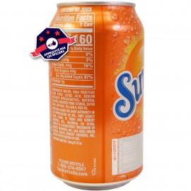 Sunkist - Orange - 355ml