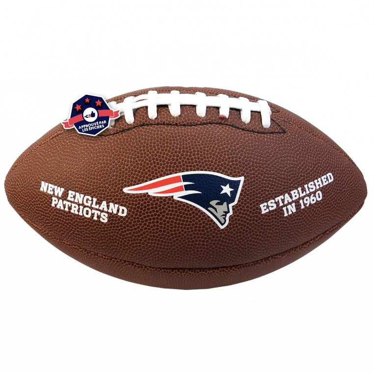Ballon de Football Américain - NFL - Patriots