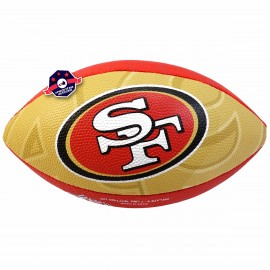 Ballon de Foot U.S. - San Francisco 49ers