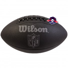 Ballon de Football américain - NFL Jet Black