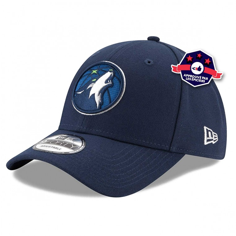 Casquette - Minnesota Timberwolves - New Era