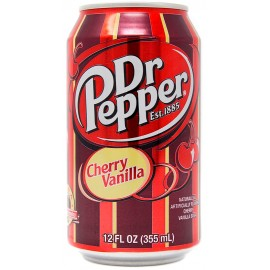 Dr Pepper Cerise Vanille - 355ml
