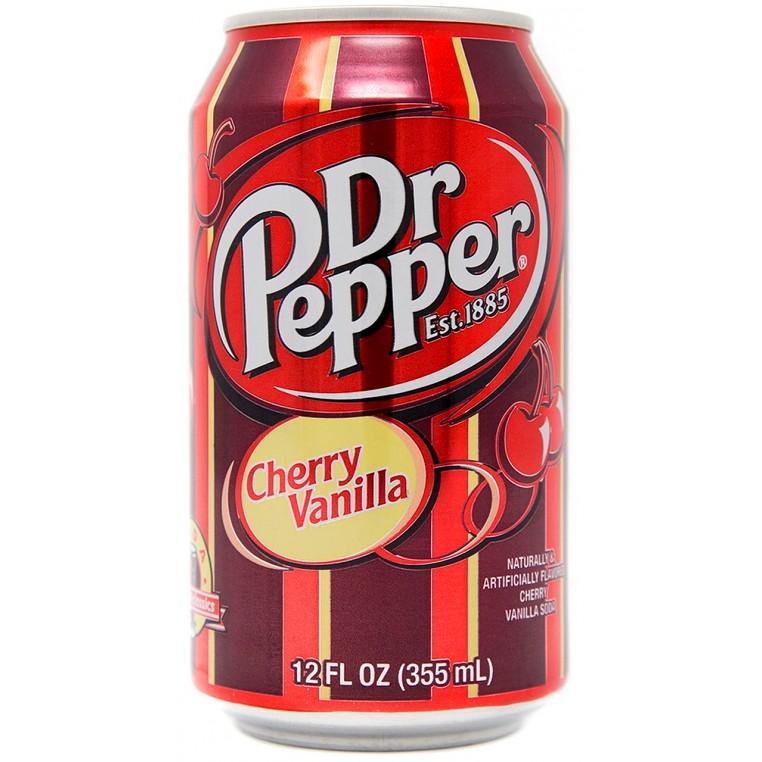 Dr Pepper Cherry Vanilla - 355ml